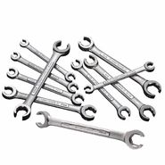 Craftsman 10 pc. Flare Nut Wrench Set with BONUS 16 X 18 mm Wrench at Craftsman.com
