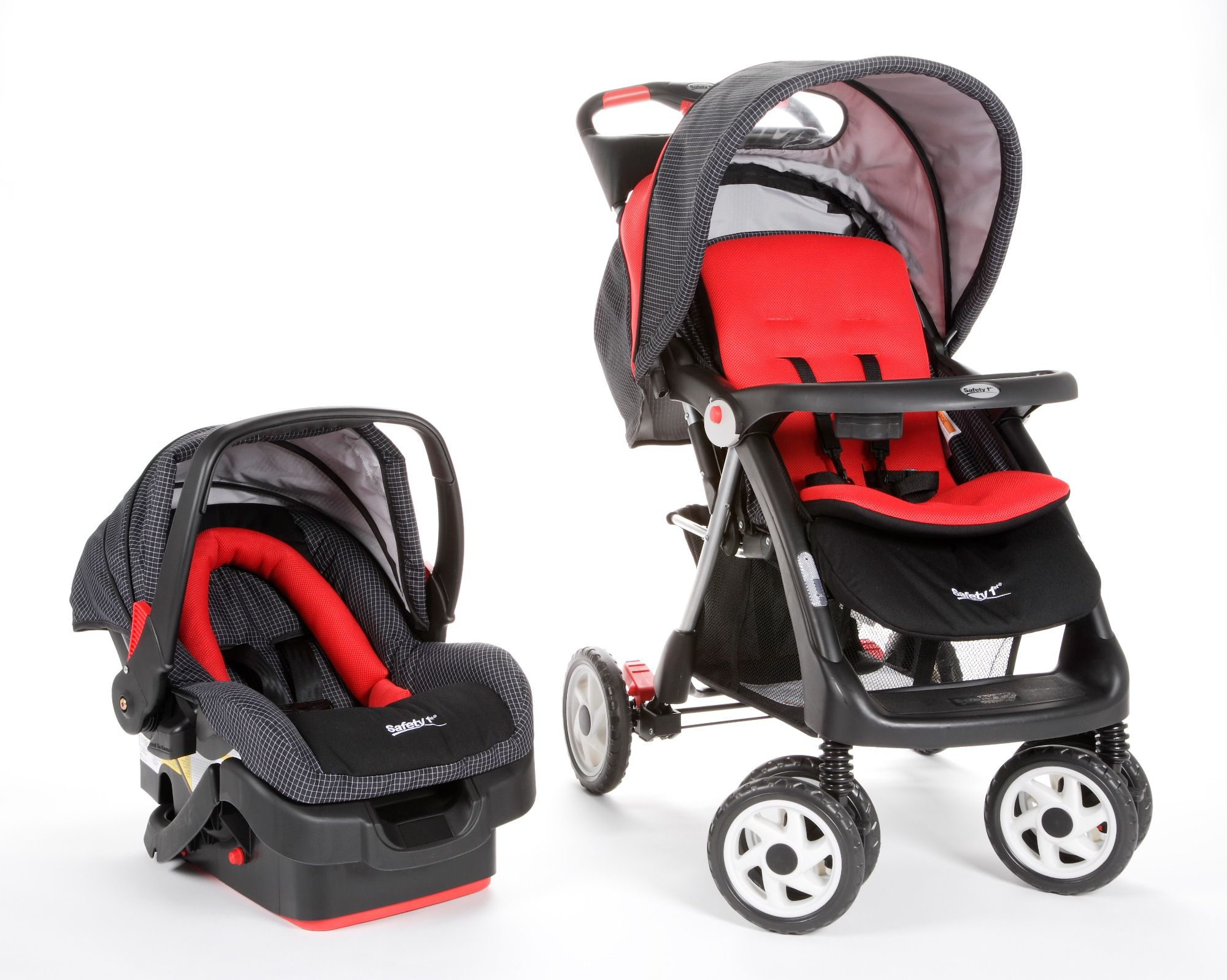 Safety 1st  Explorer Travel System -