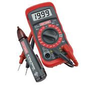 Craftsman Digital Multimeter with AC Voltage Detector at Kmart.com