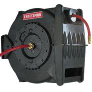 Craftsman 1/2 in. x 50 ft. Air/Water Hose Reel, Retractable at Craftsman.com