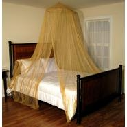Casablanca Gold Oasis Round Hoop Bed Canopy at Kmart.com