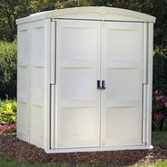 Suncast Storage Shed Large (5 ft. 5 in. D x 5 ft. 6 in. W x 6 ft. 11 in. H) at Kmart.com