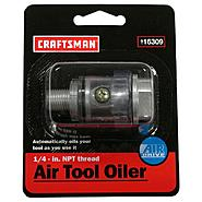 Craftsman 1/4 in. NPT Thread Air Tool Oiler at Craftsman.com