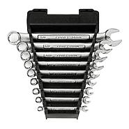 Craftsman 9 pc. Standard 12 pt. Combination Wrench Set at Craftsman.com