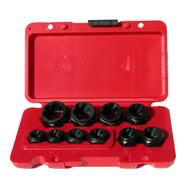 Craftsman 10 pc. Damaged Bolt/Nut Remover Set, Low Profile Bolt-Out at Craftsman.com
