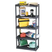 Plano 5-Shelf Resin Shelving Unit at Sears.com