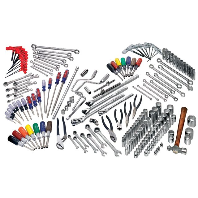 178 pc. Second Generation Mechanics Tool Set                                                                                     at mygofer.com