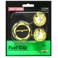 Craftsman Fresh Start Fuel Cap and 2 Capsules at Craftsman.com