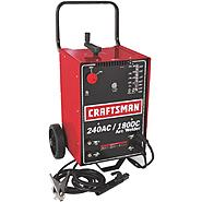 Craftsman Arc 240 AC/180 DC Welder at Craftsman.com