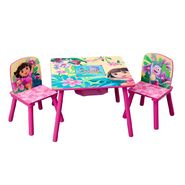 Delta Childrens Nickelodeon's Dora the Explorer Square Table and Chair Set at Kmart.com