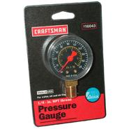 Craftsman Pressure Gauge at Craftsman.com