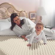 "Dream Solutions Smart Foam 1"" Mattress Topper at Sears.com"