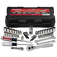 Craftsman 53 pc. Mechanics Tool Set at Kmart.com