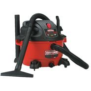 Craftsman 12-gal 5.0 peak hp Wet/Dry Vac at Craftsman.com