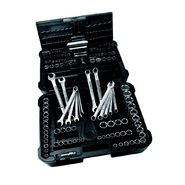 Craftsman 145 pc. All Steel Easy-To-Read Mechanics Tool Set at Craftsman.com
