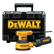 "DeWalt D26451K 3 amp Corded 5"" Random Orbit Sander Kit at Sears.com"