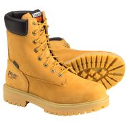 "Timberland PRO Men's Work Boot 8"" Direct Attach Waterproof Insulated Soft Toe - Wheat at Sears.com"