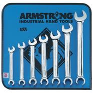 Armstrong 7 pc. 6 point Full Polish Combination Flare Nut Wrench Set Inch at Sears.com