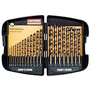 Craftsman Professional 21 pc. Cobalt Drill Bit Set at Craftsman.com