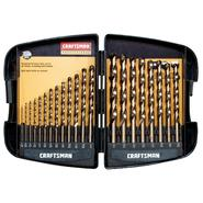 Craftsman Professional 21 pc. Cobalt Drill Bit Set at Sears.com