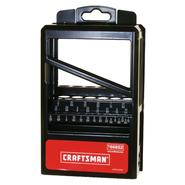 Craftsman 29 pc. Drill Bit Index Case at Craftsman.com