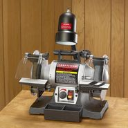"Craftsman Variable Speed 6"" Grinding Center (21154) at Craftsman.com"