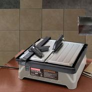 "Craftsman 4.6 amp 7"" Wet Tile Saw (22320) at Sears.com"