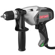 "Craftsman 5.5 amp Corded 1/2"" Drill at Craftsman.com"