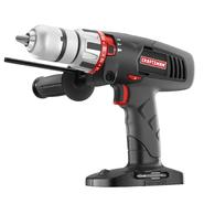 Craftsman 19.2-Volt Cordless 1/2-In. Hammer Drill/Driver at Sears.com
