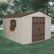 Suncast Storage Building (10 ft. x 10 ft.) at Kmart.com