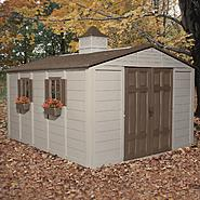 Suncast Storage Building (10 ft. x 12 ft.) at Sears.com