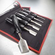 Craftsman 6 pc. Wood Chisel Set with Case at Craftsman.com
