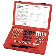 Craftsman 48 pc. SAE & Metric Thread Restorer Kit at Craftsman.com