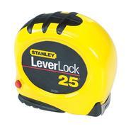 Stanley 25 ft. Leverlock� Tape Rule