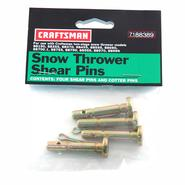 Craftsman Snowblower Shear Pins at Craftsman.com