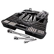 Craftsman 169 pc. Easy-To-Read Mechanics Tool Set with 6 Ratchet Wrenches at Kmart.com