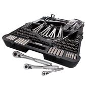 Craftsman 169 pc. Easy-To-Read Mechanics Tool Set with 6 Ratchet Wrenches at Craftsman.com