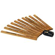 Craftsman 10 pk. Carpenters Pencils with Sharpener at Craftsman.com