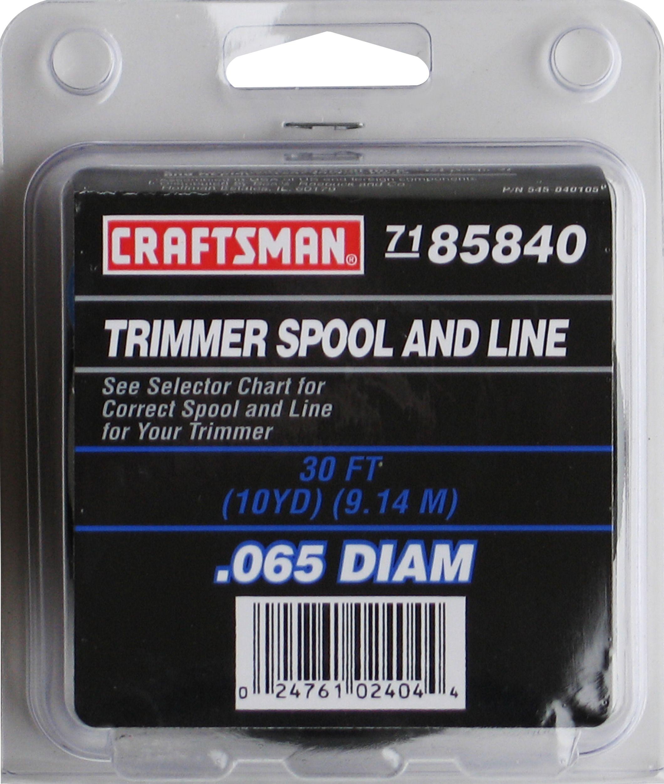 Craftsman .065