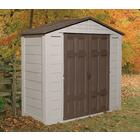 Mini Storage Shed (7 1/2 Ft. x 3 Ft.)