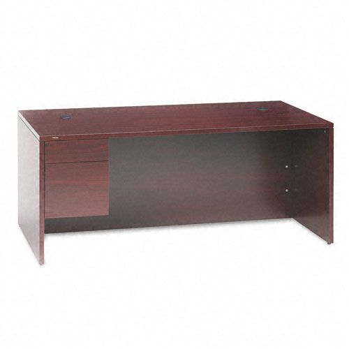 10500 Series Single Pedestal Desk