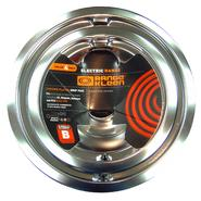 Range Kleen Set of 4 Drip Pans, Chrome at Sears.com