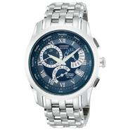 Citizen Mens Eco-Drive Stainless Steel Watch with Link Band at Sears.com