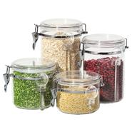 4 pc. Acrylic Canister Set at Kmart.com
