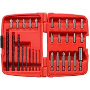 Craftsman 30 pc. Drilling & Screwdriving Bit Set at Craftsman.com