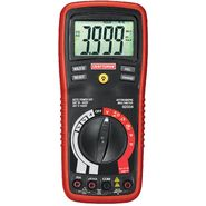 Craftsman Digital Multimeter with Auto Ranging, 11-Function at Craftsman.com