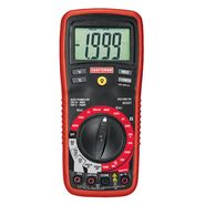 Craftsman Digital Multimeter with Manual Ranging, 8-Function at Sears.com