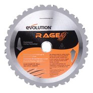 Evolution Rage 7-1/4 in. Professional Circular Saw Blade at Sears.com