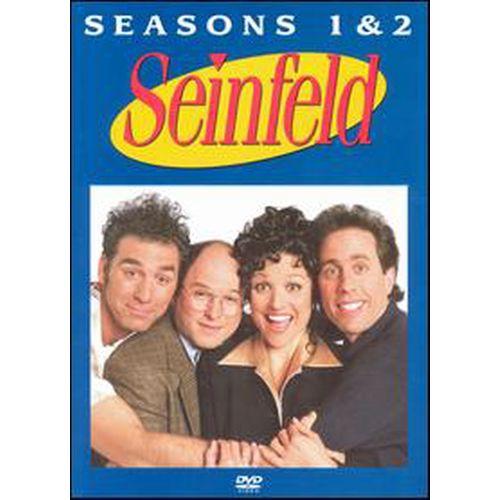 Seinfeld - Seasons 1 & 2 Standard screen PartNumber: 1260000010217825P KsnValue: 1260000010217825 MfgPartNumber: 04339605341