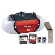 Craftsman DC Belt Drive Garage Door Opener with DieHard Battery Back-Up at Sears.com
